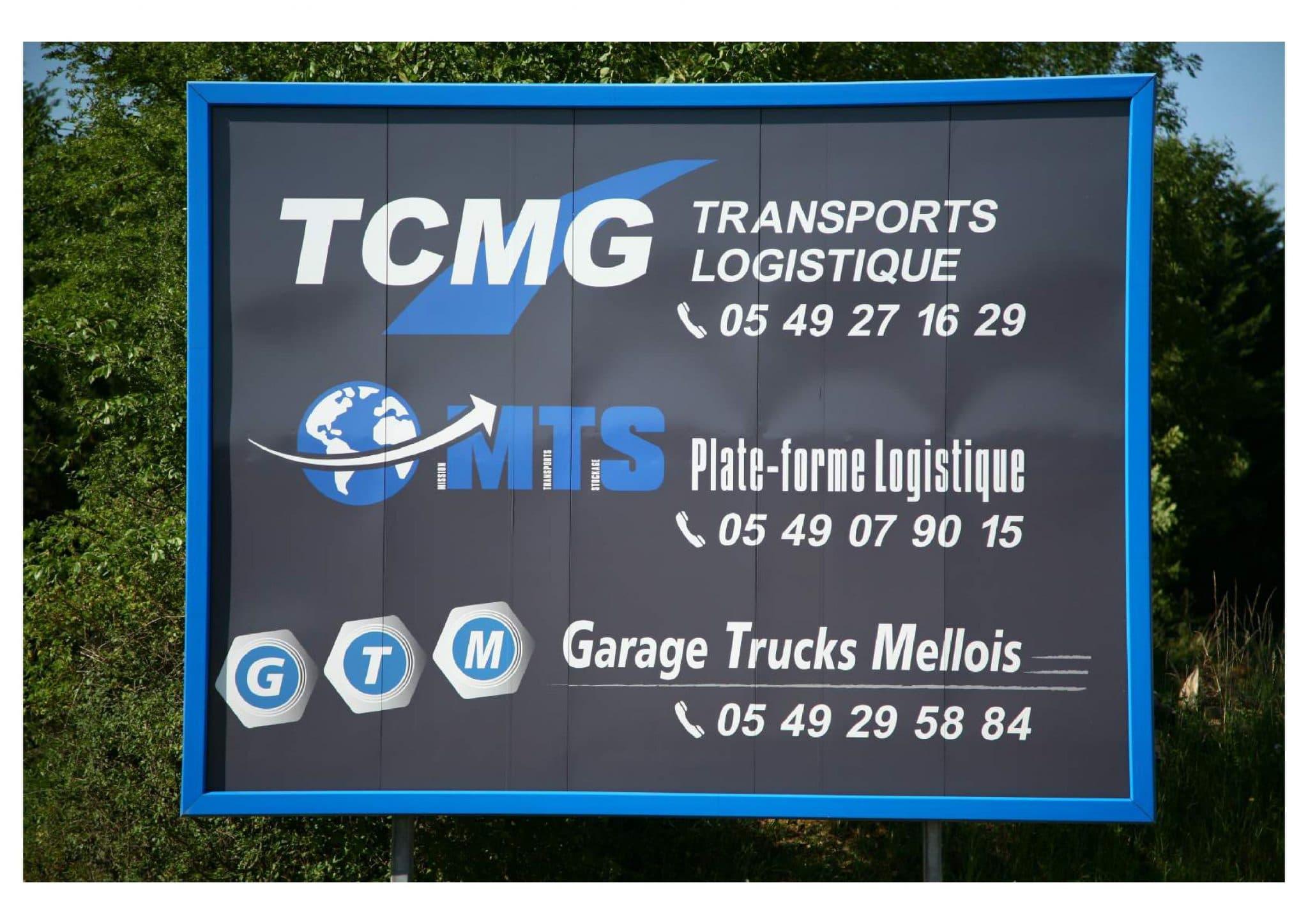 Panneau TCMG MTS GTM